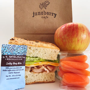 Juneberry Basic Lunch